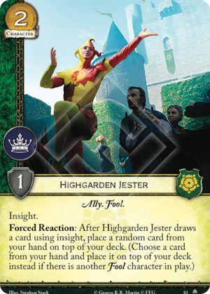 Highgarden Jester