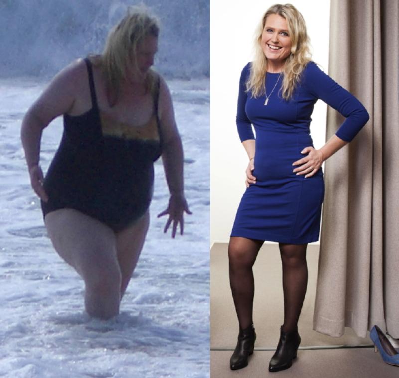 Povești de succes în pierderea în greutate de 50 de kilograme)