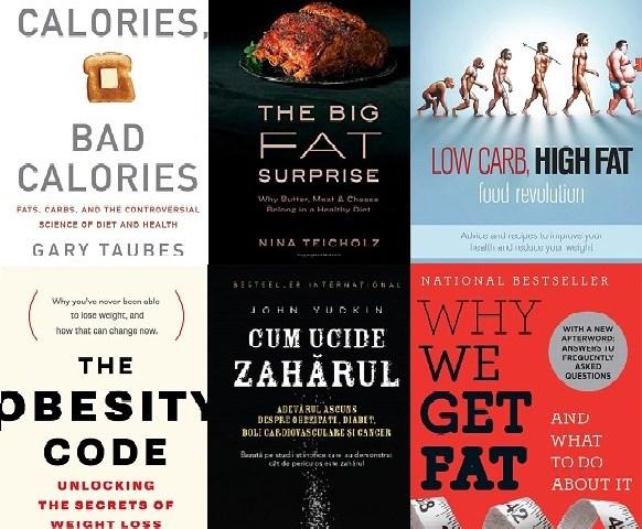 6 carti de nutritie ce merita citite