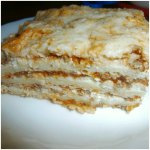 Low Carb Lasagna Noodles! #GrainFree #LCHF