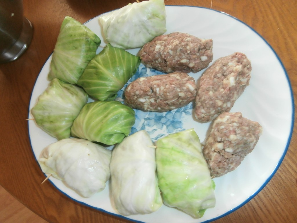 Parmesan Italian Cabbage Rolls! #LCHF