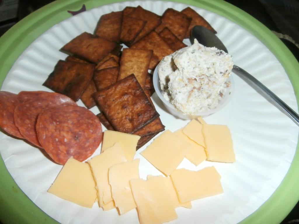 Delicious Cheese Roll! #LCHF #Delicious #NomNomNom