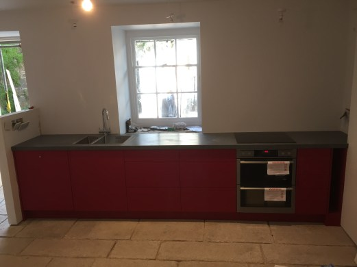kitchen fitted by LCJ