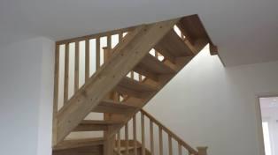 2 oak staircase