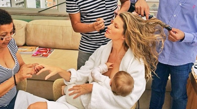30 Celebrity Power-Women On Motherhood & Working