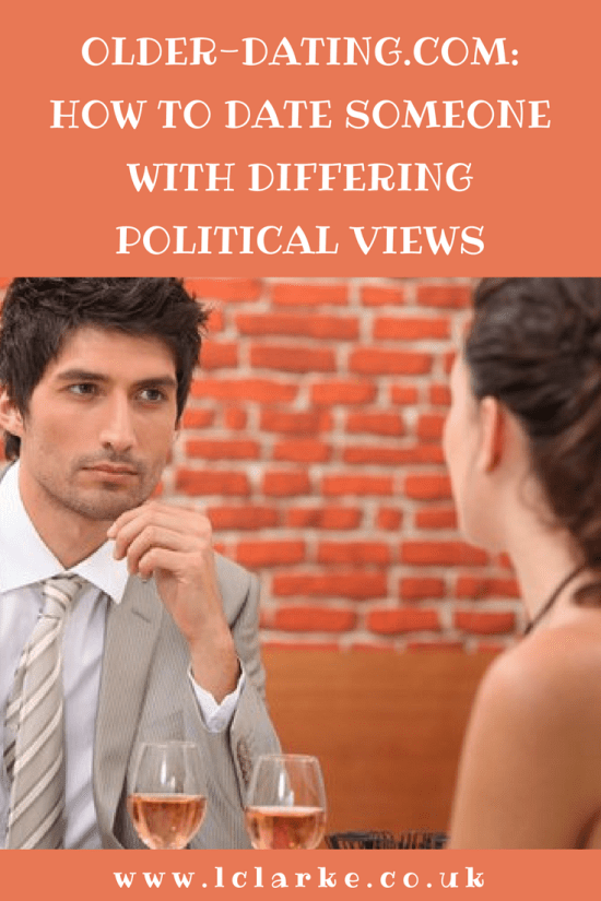 Older-Dating.com How to Date Someone With Differing Political Views ~ www.lclarke.co.uk