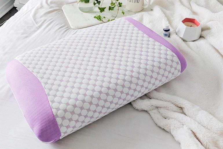 sleep better memory foam pillows