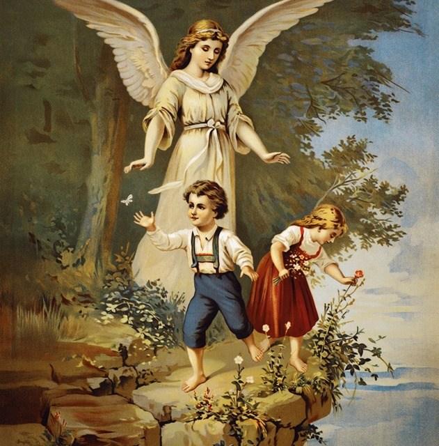 聖經怎麼說天使