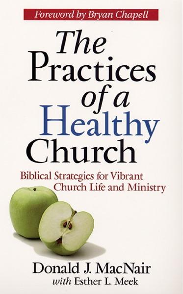 如何建造健康的教會