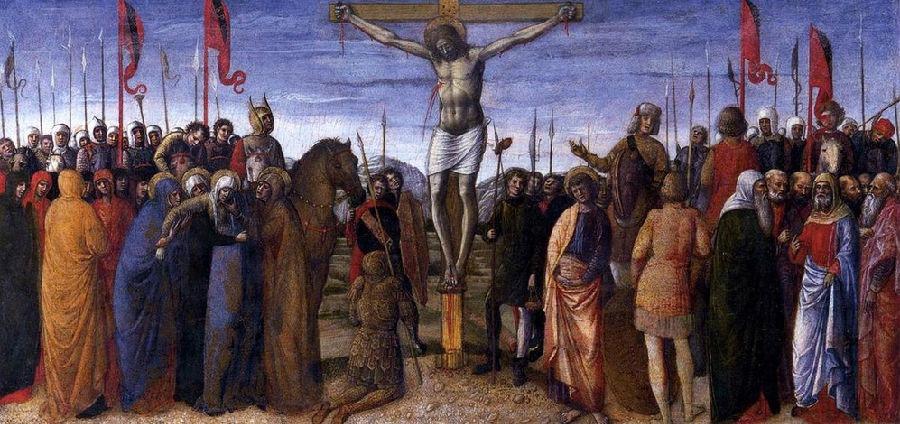 為什麼耶穌一定要「死在十字架上」?
