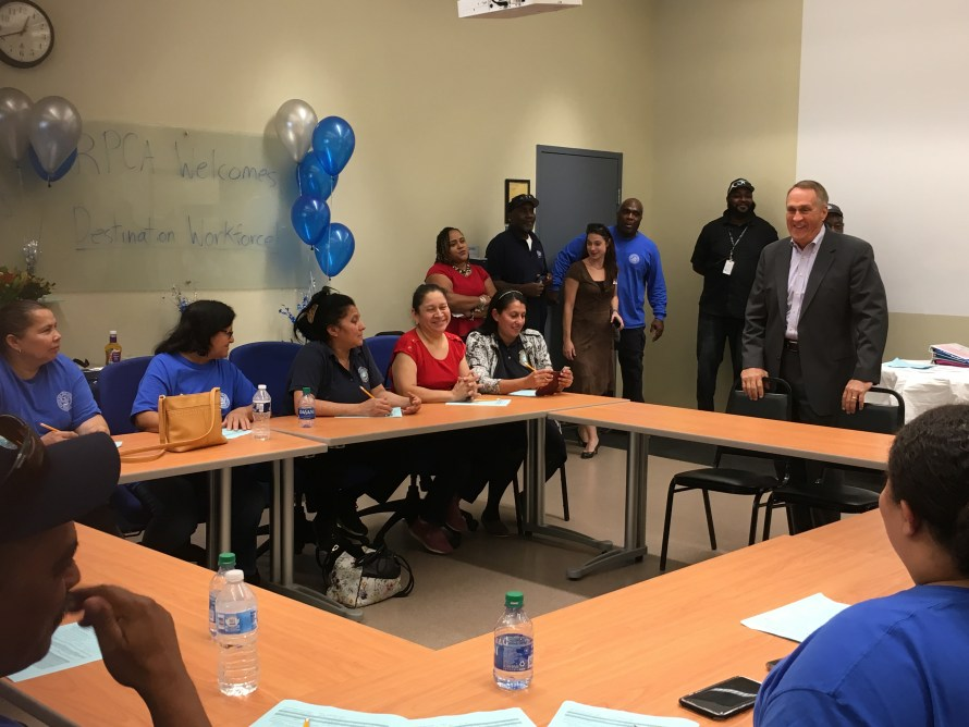 Destination Workforce® with City of Alexandria RPCA Kick-off Event