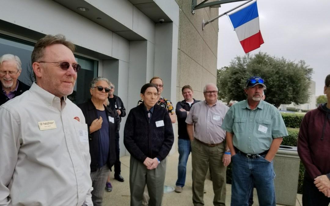 LCOC Members Tour Mullin Museum