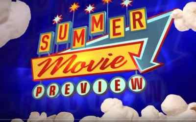 Jim Ayres and his '64 Continental Share the Fun at KTLA TV's Summer Movie Preview