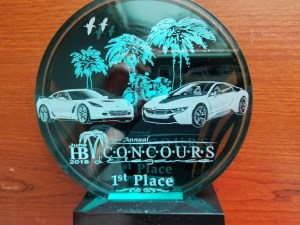 HB  Concours Was a Blast!