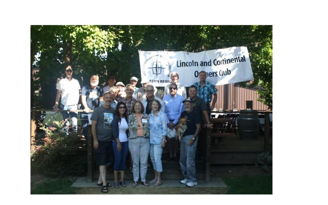 Nearly Two Dozen LCOC Members and Friends Enjoy Sebastiani Wine Tasting and Picnic