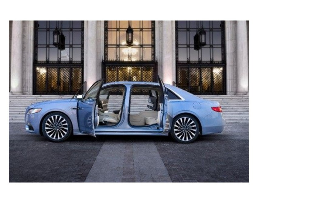Coming March 23!  New 80th Anniversary Continental to Visit the Lincoln Experience Center, Newport Beach