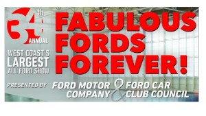 Sign Up for 2019 Fabulous Fords Forever Show April 14 at Angels Stadium @ Angels Stadium | Anaheim | California | United States