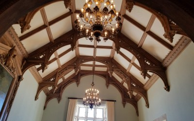 Lifestyle of the Rich and Famous Displayed at Greystone Mansion