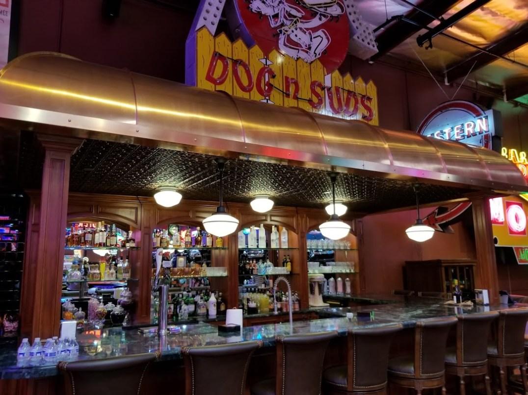 Dog and Suds Bar