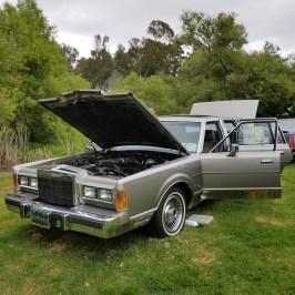 Blevins 89 Town Car