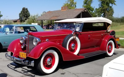 Short Notice for Great Event; Packard Club invites LCOC to Aug. 7 Pasadena Cruise of Historic Places; But You Must Register by This Friday July 30