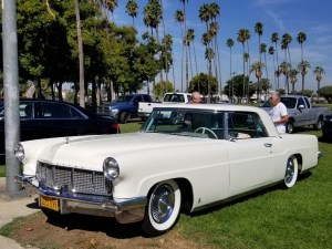 Collector Lincolns Welcomed to the Pageant of the Thunderbird Sept. 11, 2021 @ La Palma Park