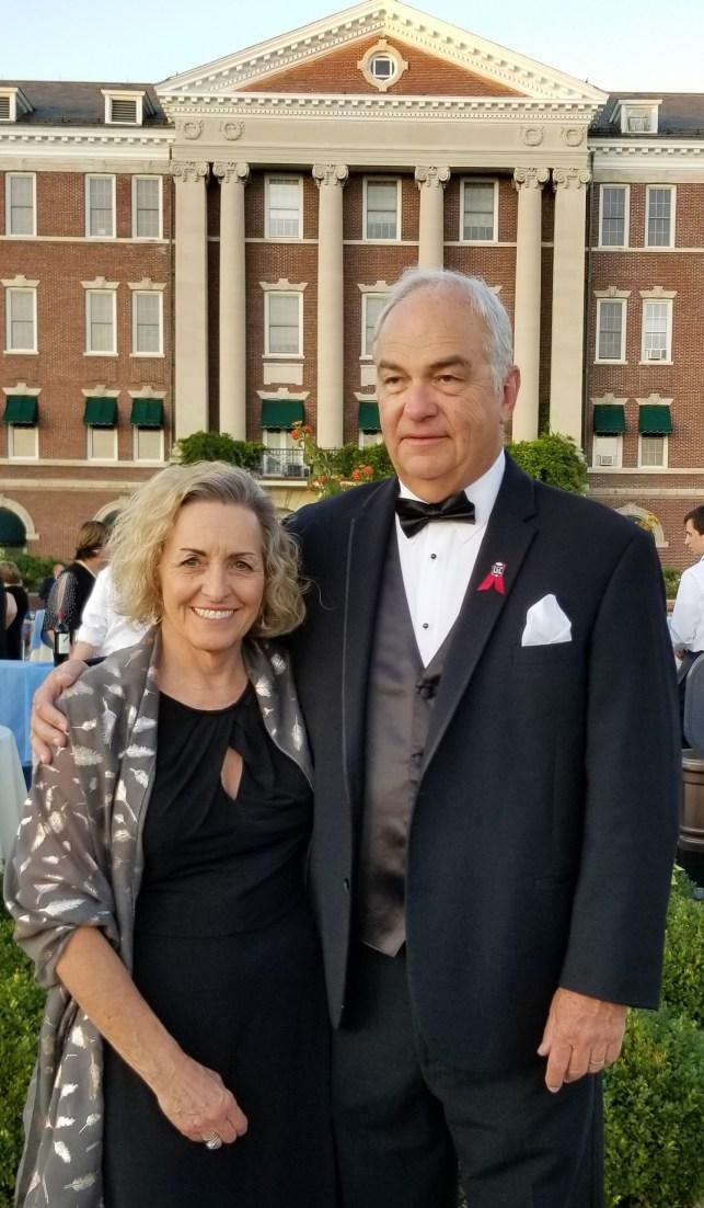 Mr. and Mrs. John McCarthy