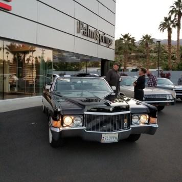 Cadillac in the spotlight