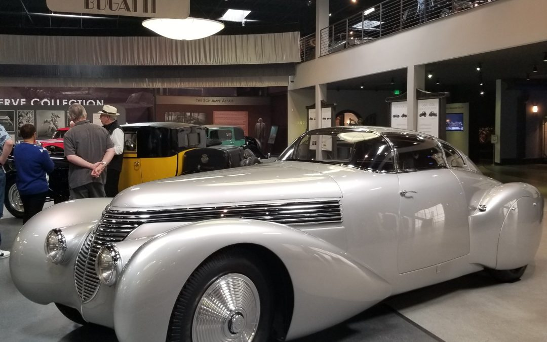 Art Deco Eye Candy Shines at Mullin Museum