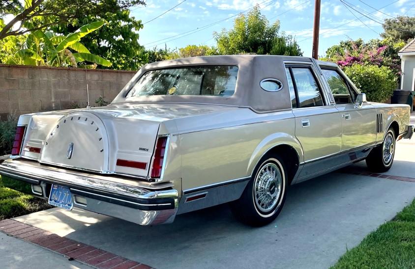Sold – Sold – Sold!                                      1980 Mark VI