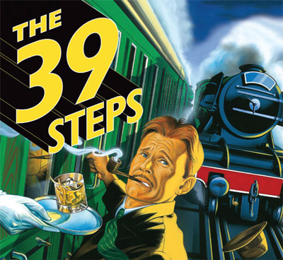 the 39 steps at lincoln county on-stage