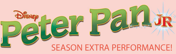 Tickets for Peter Pan Jr on Sale Now!