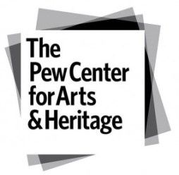 The Pew Center for Arts & Heritage Logo