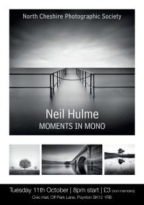 Neil Hulme - 'Moments in Mono