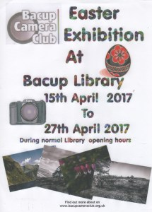 BCC Easter Exhibition Poster