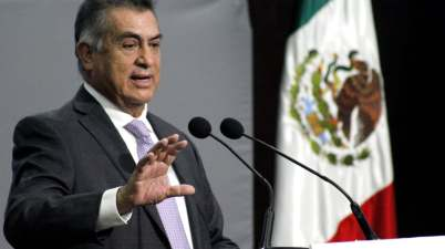 Jaime Rodríguez Calderon, Gobernador de Nuevo León
