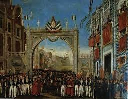 27 de septiembre de 1821, Consumación de la Independencia de México.