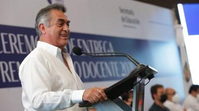 jJaime Rodríguez Calderón, Gobernador de Nuevo León