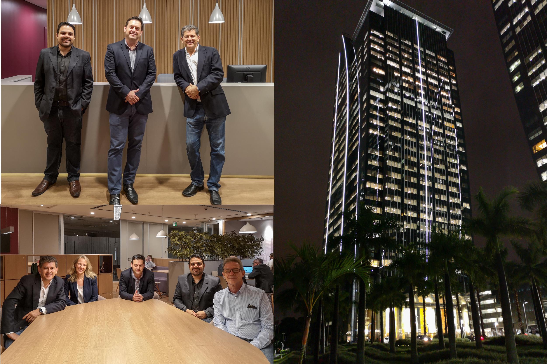 LCS inaugura novo escritório em São Paulo