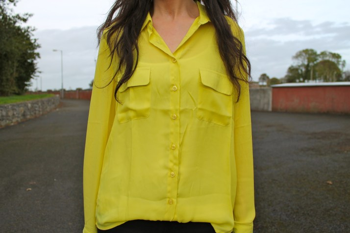 Irish Fashion Neon Shirt 14