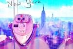 hello new york: irish blog