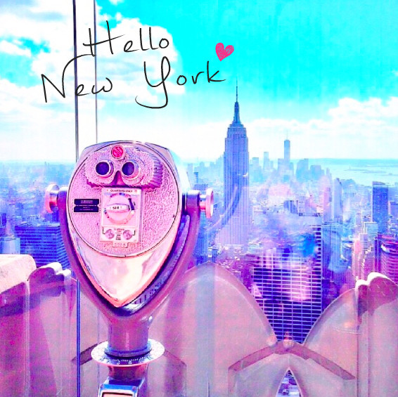 hello new york: irish blog