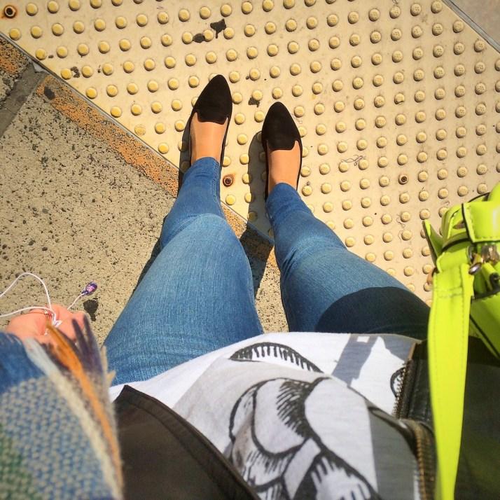 Irish Fashion Sunday in New York 1