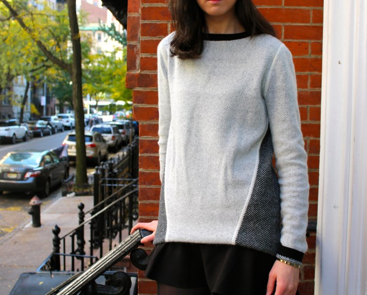 New York Fashion Fall Sweater 2