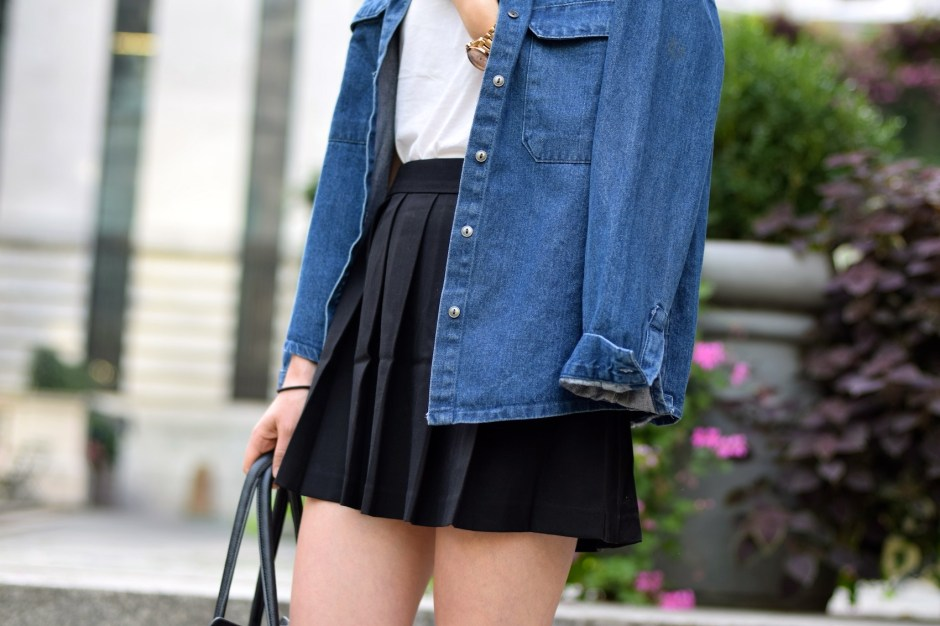 Irish fashion: denim shirt 6