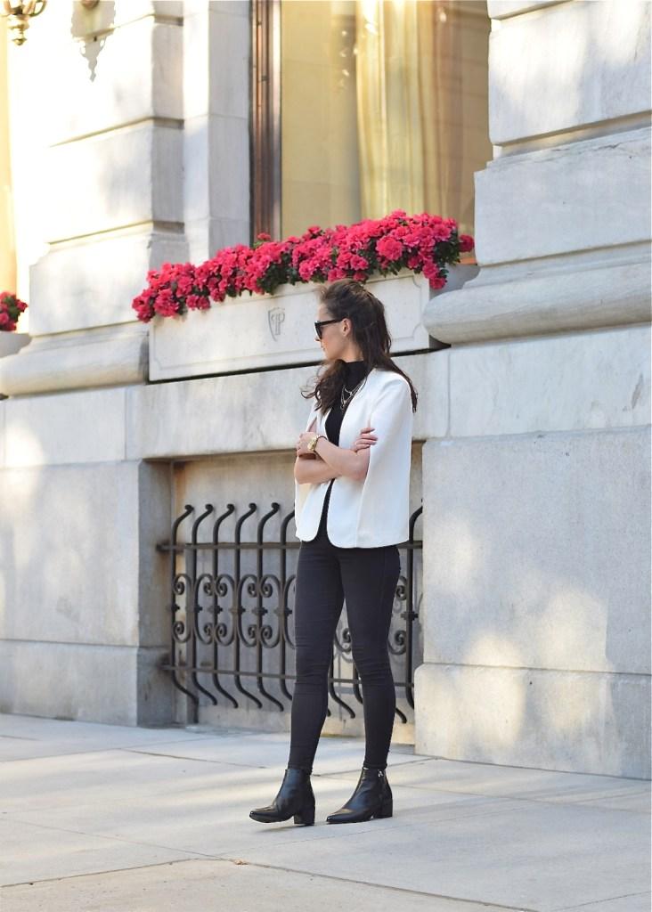 irish fashion: white cape 9