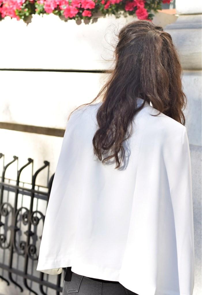 irish fashion: white cape 8