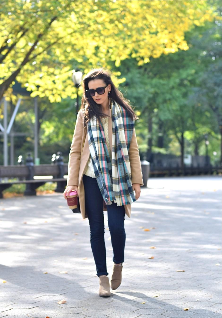 irish fashion: camel coat 10