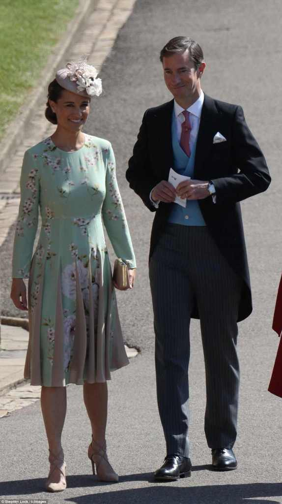Royal Wedding pippa middleton