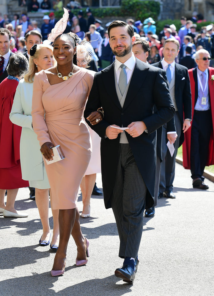 royal wedding serena williams
